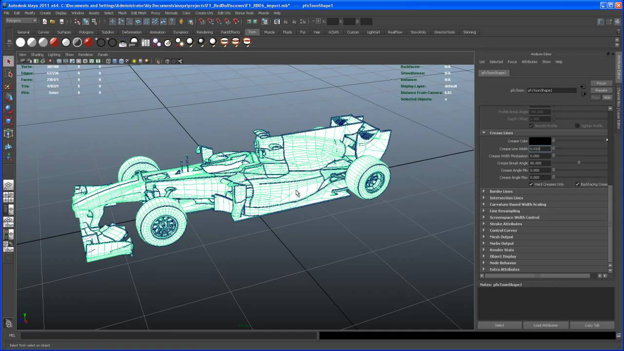 modeling tutorial in maya rb6 f1 car pre video 01 youtube. Black Bedroom Furniture Sets. Home Design Ideas