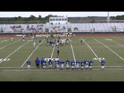 Jaylen Odom middle school running back and d-end(15)