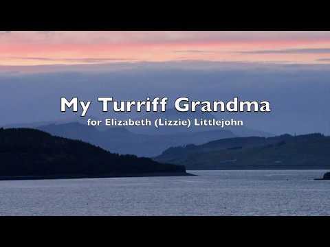 My Turriff Grandma - Scottish accordion waltz - Charlie Abel