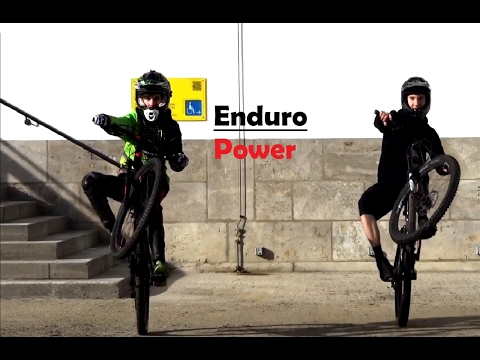 Urban Enduro mtb Power! No Police? FullHD