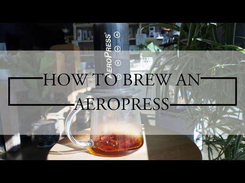 Aeropress | How to brew