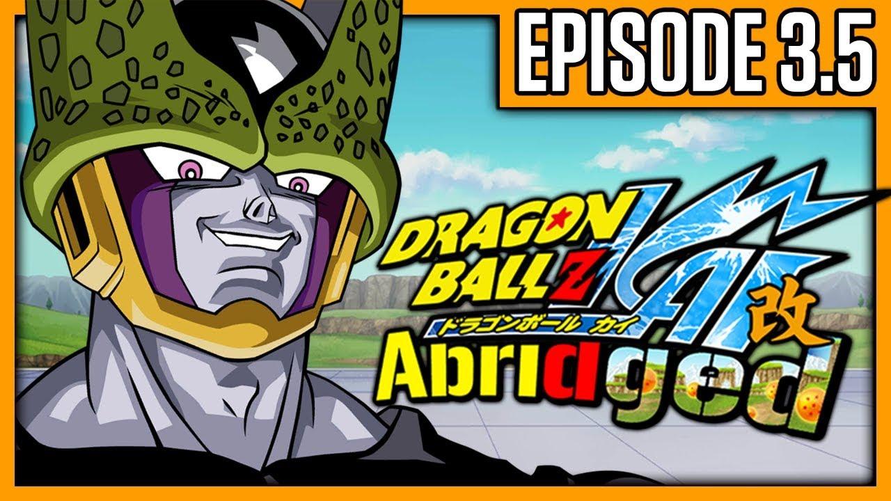 dragon ball z kai abridged parody episode teamfourstar tfs