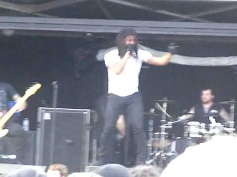 Bury Your Dead live at music as a weapon in fayetteville