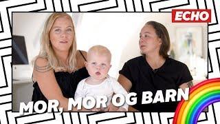 Lesbiske mødre får hadefulde kommentarer