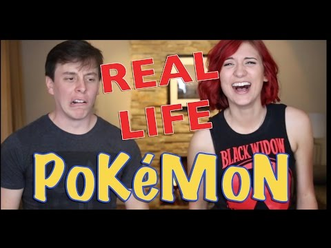 Real Life Pokemon with Brizzy Voices | Thomas Sanders