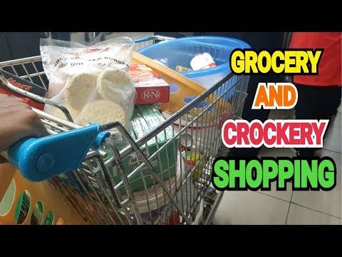 Some Grocery & Crockery Shopping At Imtiaz Super Market (Faiza's Life) #YesICanCook #GroceryShopping