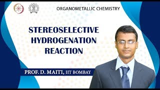 Stereoselective Hydrogenation Reaction