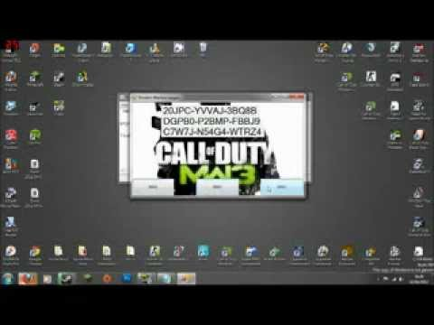 Call Of Duty M.Warfare 3 Keygen CD-Key2020 100% Works FIXED LINKS