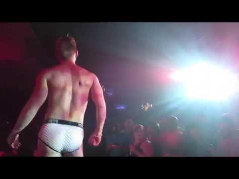 Brent Corrigan Dances at Share Nightclub