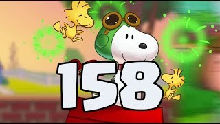 Snoopy Pop Level 158 - Gameplay Walkthrough