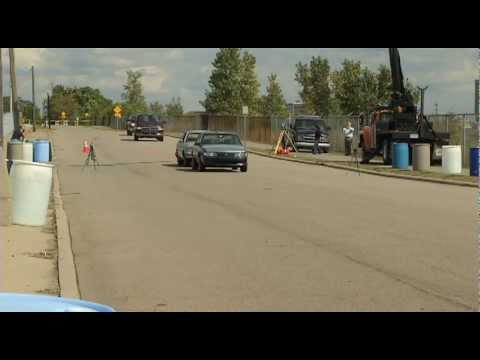 Crash course in accident reconstruction - YouTube