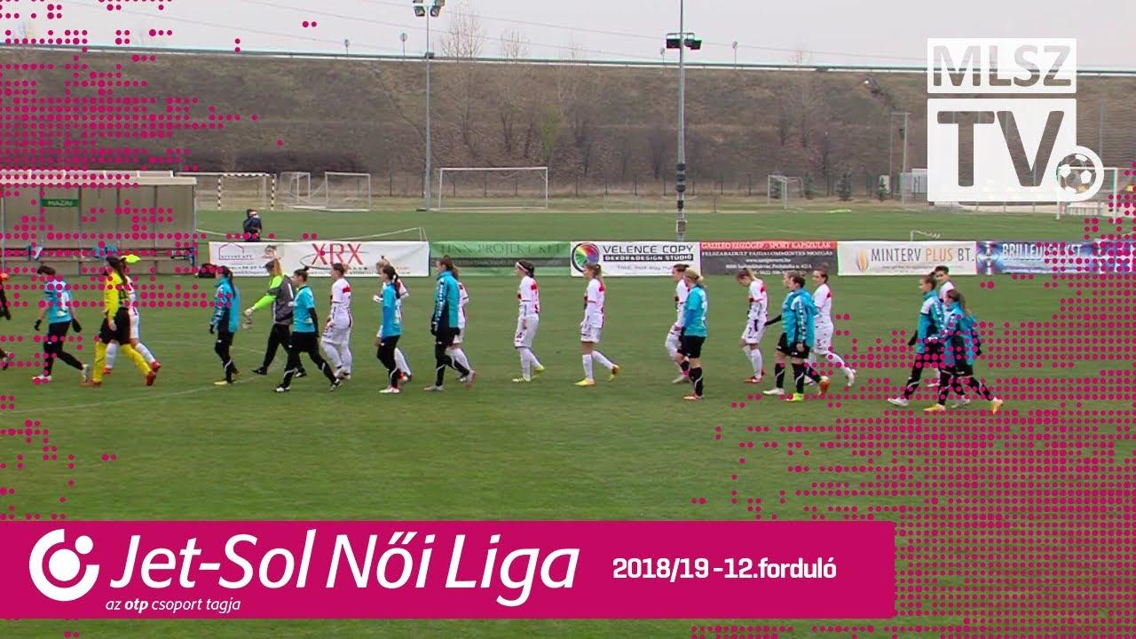 ASTRA-ALEF HFC - MLE | 5-0 | JET-SOL Liga | 12. forduló | MLSZTV