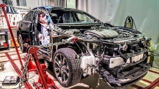 ТТС презентовал свой обновленный цех кузовного ремонта(, 2017-10-08T13:32:32.000Z)