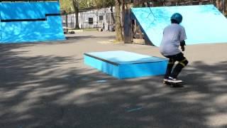 Riverside skatepark nyc/peru