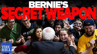 Is this Bernie's secret weapon in South Carolina?