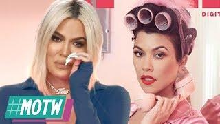 Khloe Kardashian DISGUSTED By Lamar's Book! Kourtney Kardashian Preparing To LEAVE KUWTK! | MOTW