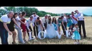 Романтичный свадебный клип 05.07.14 Стас и Аня. Wedding Film
