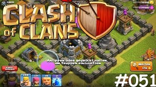 Let's Play Clash of Clans #051 [Deutsch] [HD] [PC] - Loot Farmen
