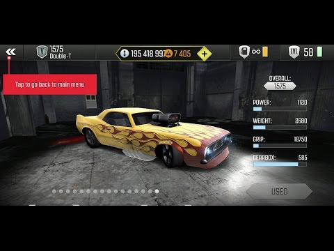 Top Speed:drag & Fast Racing Hack Unlimited Money&gold | 100%working Android