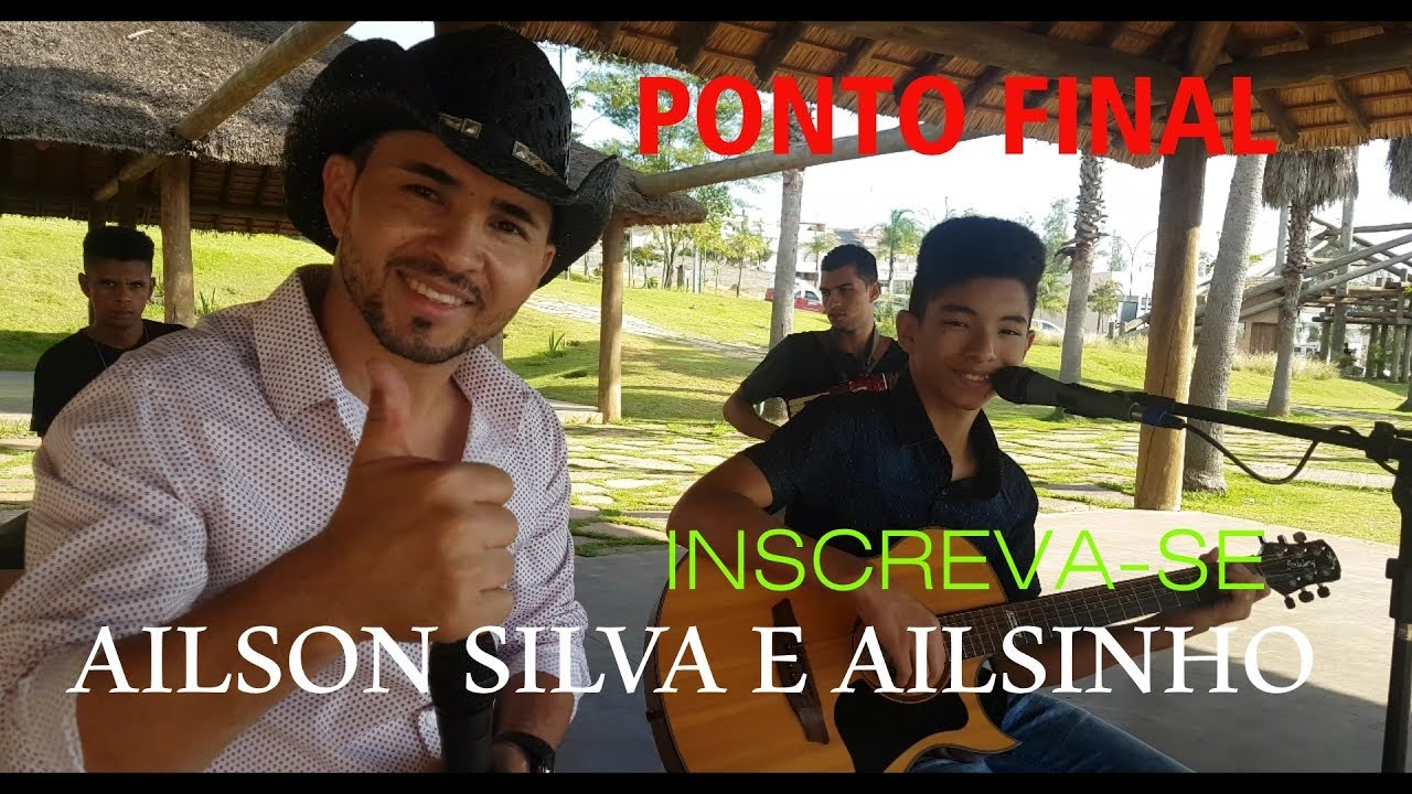 PONTO FINAL- SERTANEJO 2019