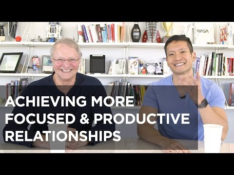 Achieving More Focused & Productive Relationships - Mike Muhney - Co-Inventor of ACT!