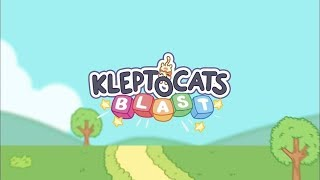 HOW TO PLAY Kleptocats Blast - Fun puzzle matching games for kids- App of the day on IOS/Android