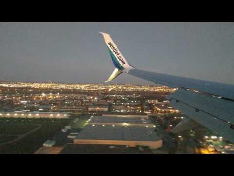 Landing at Toronto Pearson International Airport (Nov. 17, 2016)