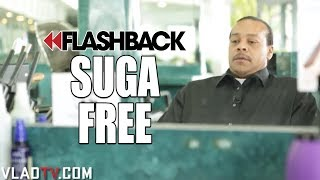Suga Free on Choosing Raven-Symoné as His \