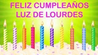LuzdeLourdes   Wishes & Mensajes - Happy Birthday