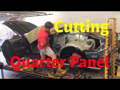 Rebuilding A Wrecked 2017 Ford Mustang GT Part 8