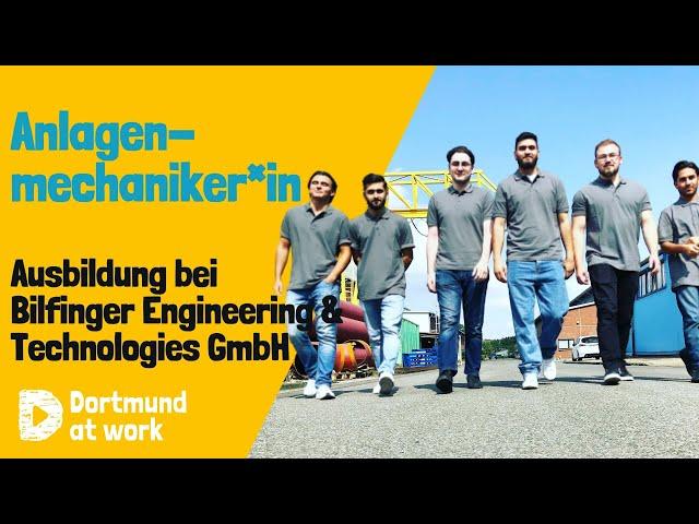 Ausbildung zum*zur Anlagenmechaniker*in bei Bilfinger Engineering & Technologies GmbH
