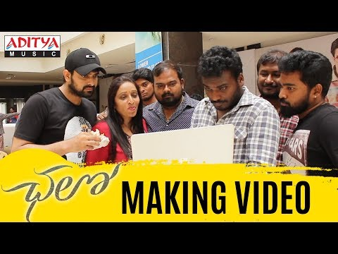 Chalo Making Video || Chalo Movie || Naga Shaurya, Rashmika Mandanna