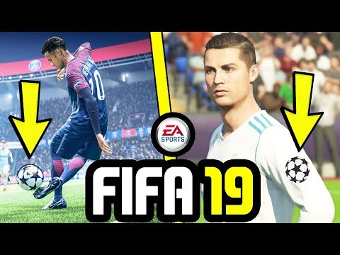AMAZING NEW CONFIRMED FEATURES IN FIFA 19 - FIFA 19 OFFICIAL REVEAL