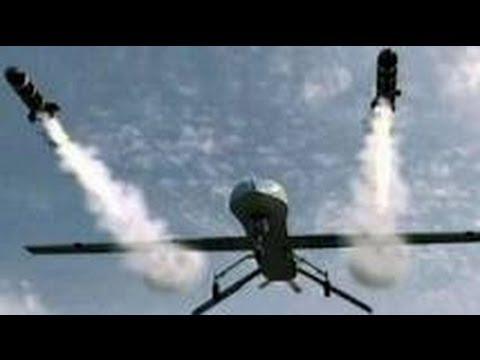 US Drone Strikes in North Waziristan Pakhtunkhwa Kills 3 Injures Others