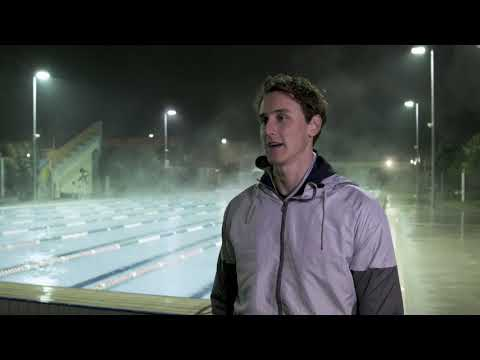 Greatness is rare. Behind the scenes with Cameron McEvoy.
