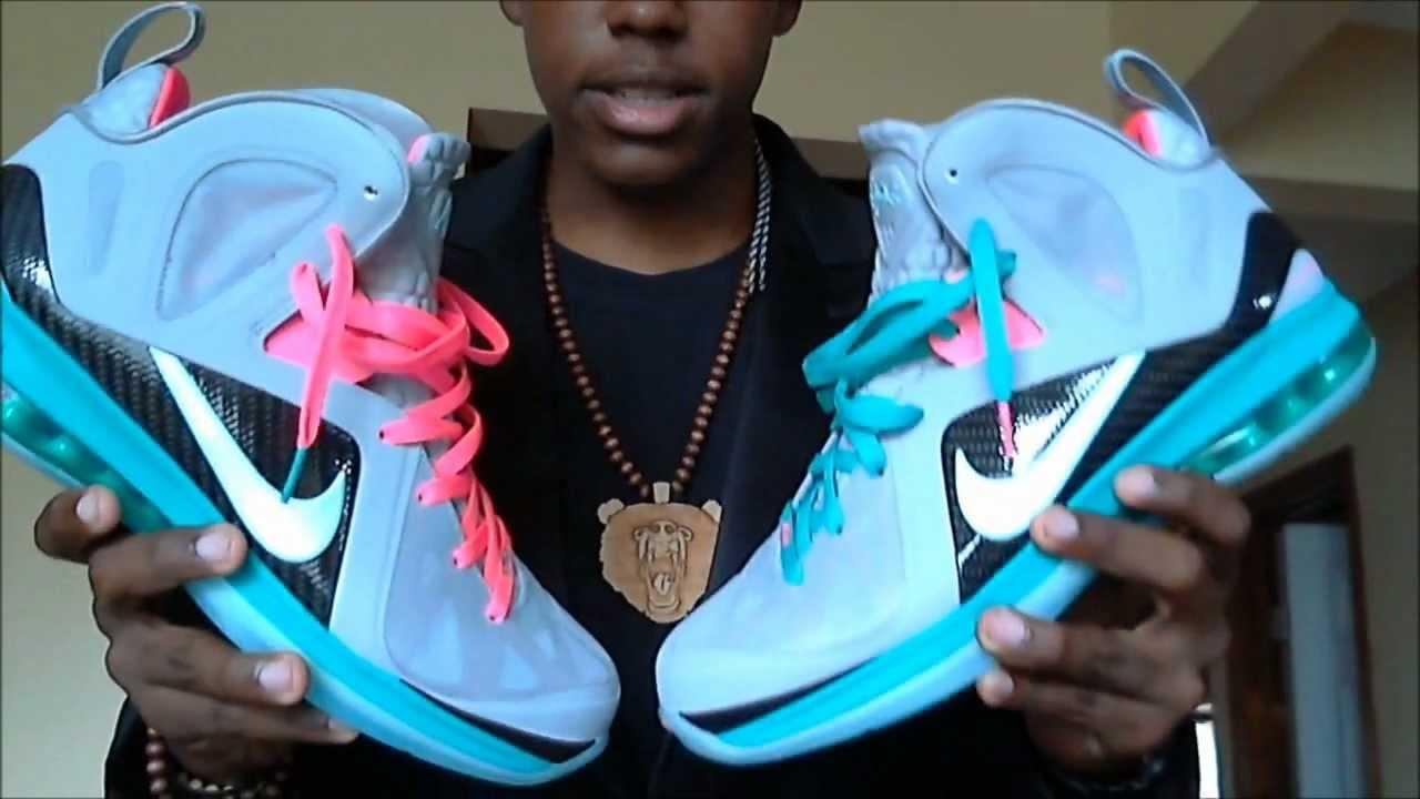 separation shoes c8c0b 59006 Nike Lebron 9 P.S Elite