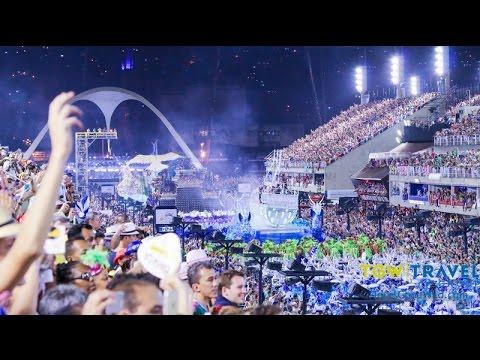 Rio de Janeiro Brazil Carnival Trip - TGW Travel