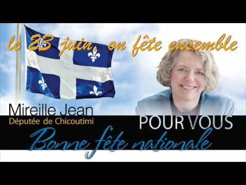 Message radio Mireille Jean Fete nationale 2017 v3