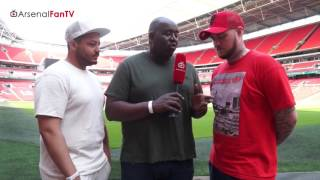 Should Arsene Wenger Stay If He Wins The FA Cup? (DT & Troopz)