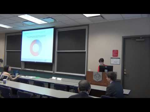"IPSC 2015 – Robin Feldman & Evan Frondorf– ""Patent Demands and Initial Public Offerings"""