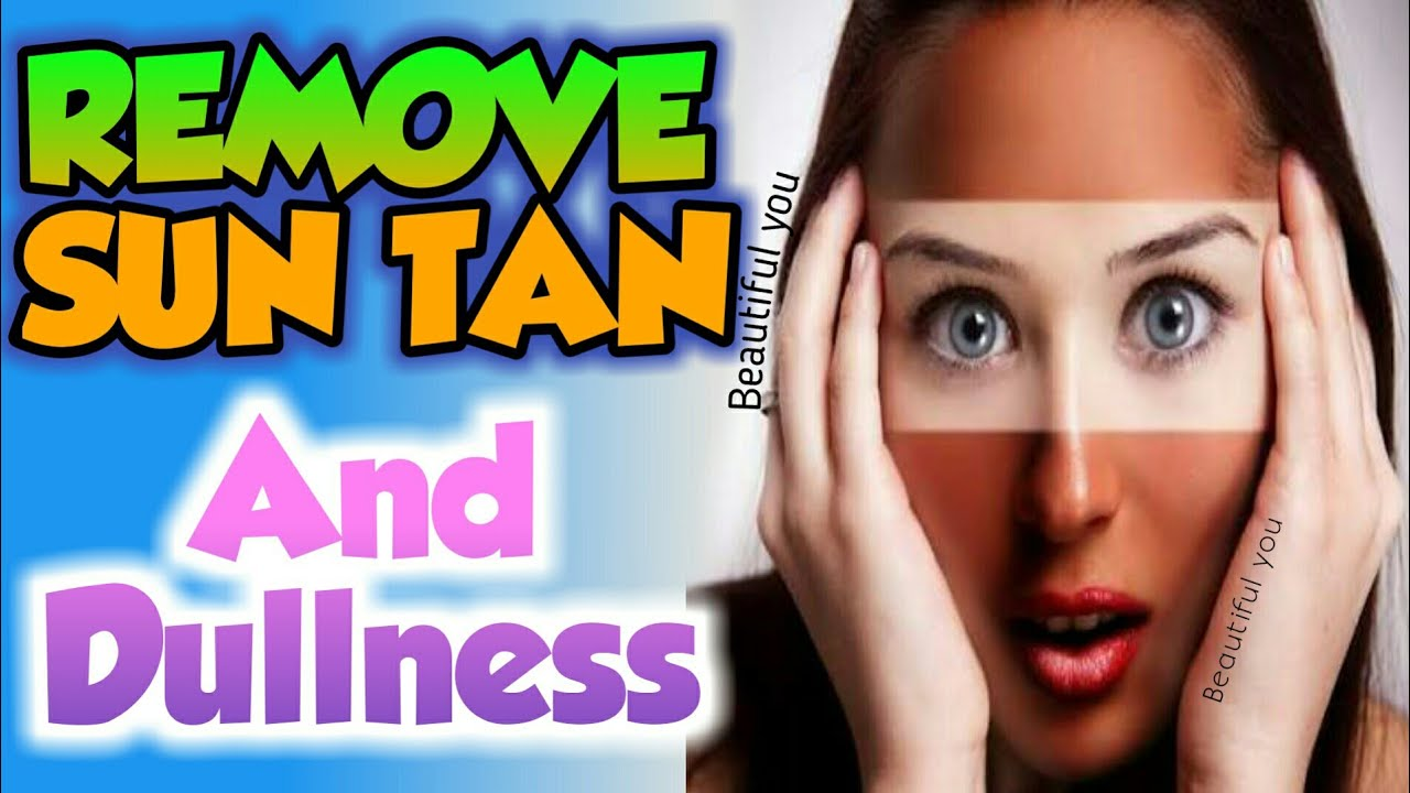 Watch Facepacks For Removing Sun Tanned Skin Or Dead Skin Cells In Hindi video