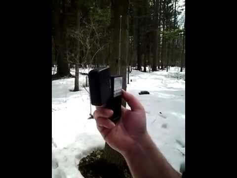 Ghost Caught on Electronic Voice Phenomena and Tape. Alpine, NY.