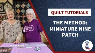 The Method: Miniature Nine Patch