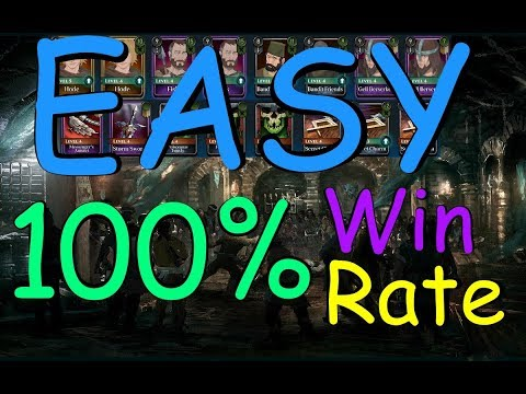 Ash Of Gods: Tactics - EASY 100% Win Rate