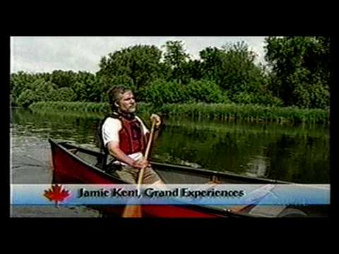 Grand River on Canadian Travel Show