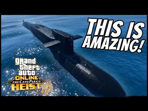 Buying the AMAZING New Kosatka Submarine (GTA Online Guide)