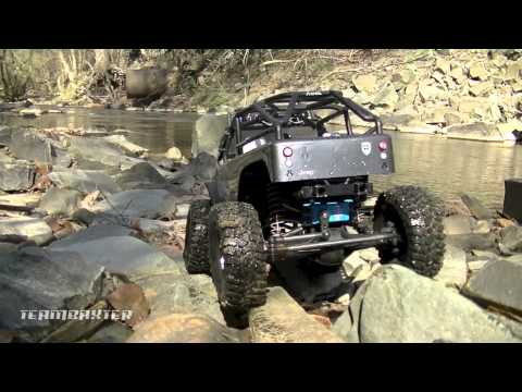 Axial SCX10 G6 Deep Water Rock Crawl