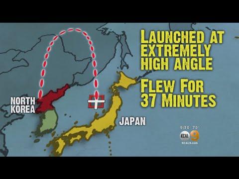 U.S. Military Responds After North Korea's Latest Missile Test