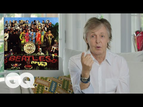 Paul McCartney Breaks Down His Most Iconic Songs  GQ
