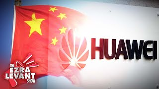 Gordon G. Chang: With 5G, China and Huawei can control cars, pacemakers | Ezra Levant